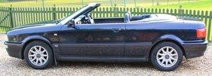 1995 Audi 80 2.0 Manual Convertible Very Original Car For Sale