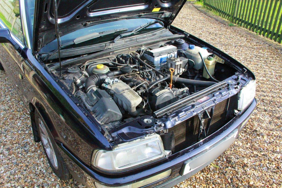 1995 Audi 80 2.0 Manual Convertible Very Original Car For Sale (picture 6 of 6)