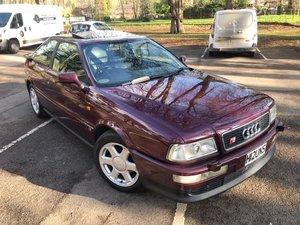 1995 Audi S2 80 Coupe Quattro