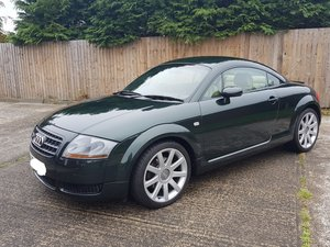 2003 Audi TT 225 69k miles immaculate