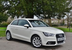 2014  Audi A1 1.4 Sport Automatic 1 Lady Owner Full Audi history SOLD