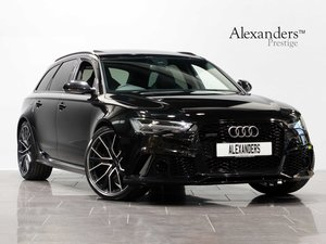 2016 16 16 AUDI RS6 PERFORMANCE AVANT 4.0 V8 TFSI AUTO For Sale