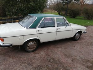 1976 Audi 100 LS only 27000 miles