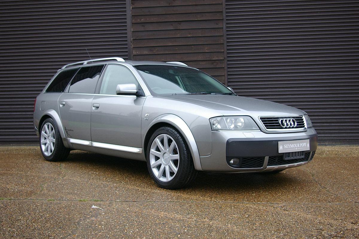 2005 Audi Allroad C5 4.2 FSI V8 Quattro Auto Estate (71880 miles) SOLD (picture 1 of 6)