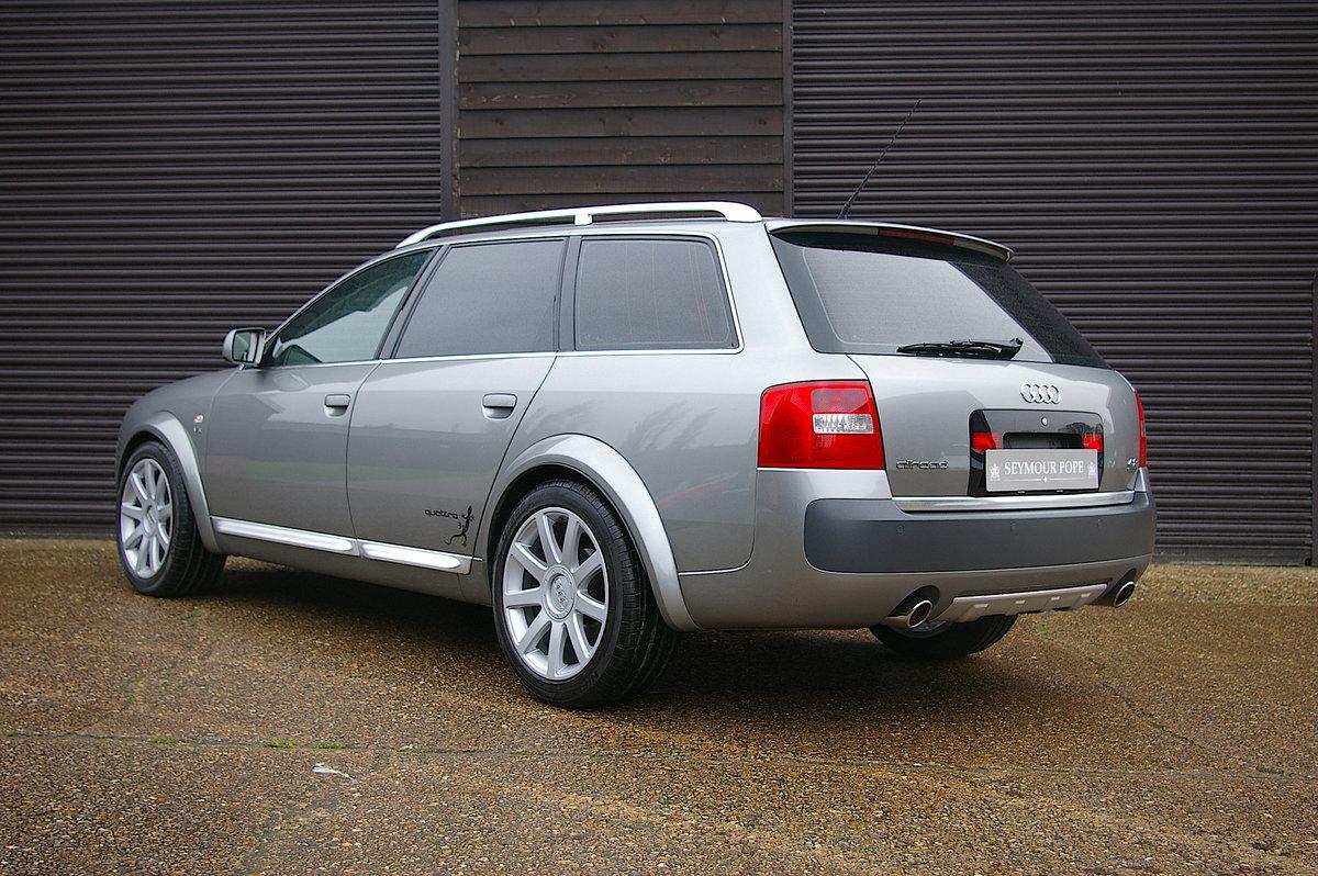 2005 Audi Allroad C5 4.2 FSI V8 Quattro Auto Estate (71880 miles) SOLD (picture 3 of 6)