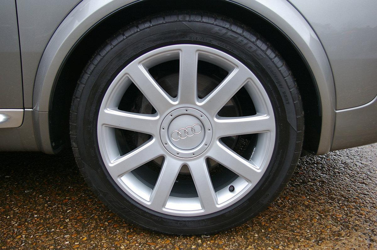 2005 Audi Allroad C5 4.2 FSI V8 Quattro Auto Estate (71880 miles) SOLD (picture 5 of 6)