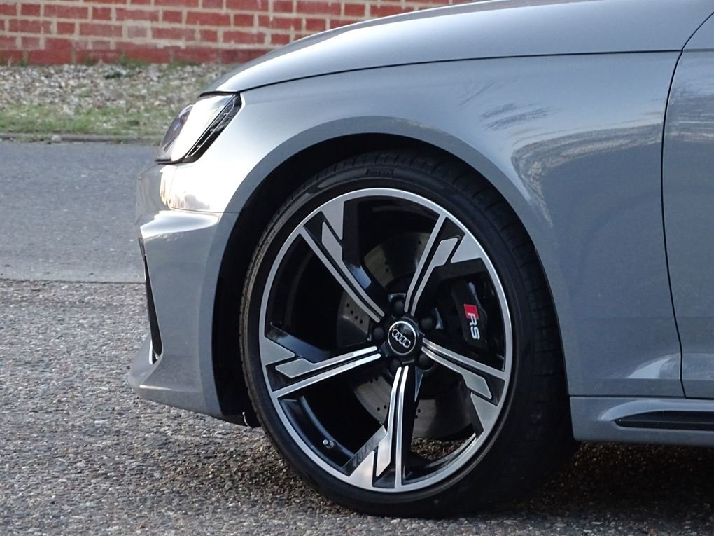 2020 Audi  RS4  TFSI QUATTRO AVANT NEW SHAPE AUTO  65,948 For Sale (picture 5 of 24)