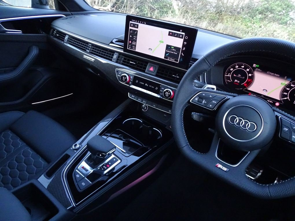 2020 Audi  RS4  TFSI QUATTRO AVANT NEW SHAPE AUTO  65,948 For Sale (picture 6 of 24)
