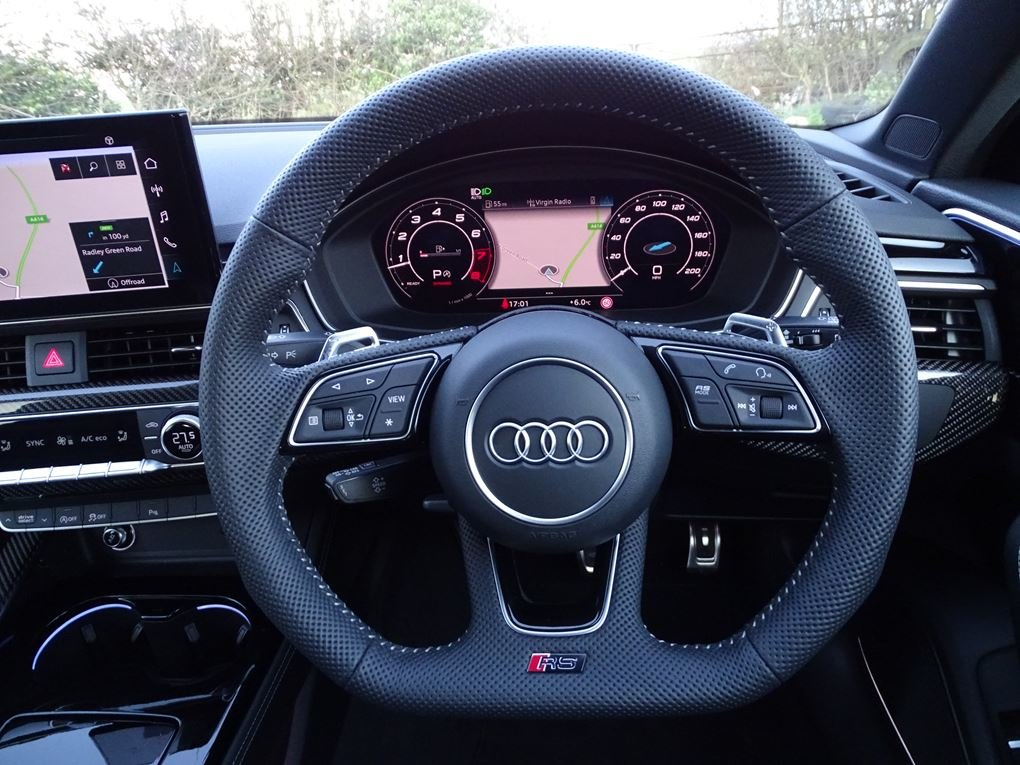 2020 Audi  RS4  TFSI QUATTRO AVANT NEW SHAPE AUTO  65,948 For Sale (picture 7 of 24)