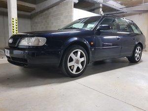 1996 Quattro S6 Plus Avant 4.2