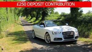 2012 Cherished Audi S5   For Sale