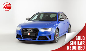 2014 Audi B8 RS4 Nogaro Selection /// Sports Pack /// Pan Roof SOLD
