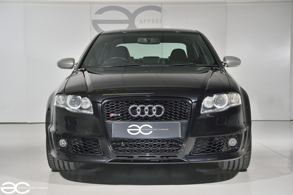 2007 Beautiful Audi B7 RS4 - 29K Miles - Full History SOLD (picture 1 of 6)