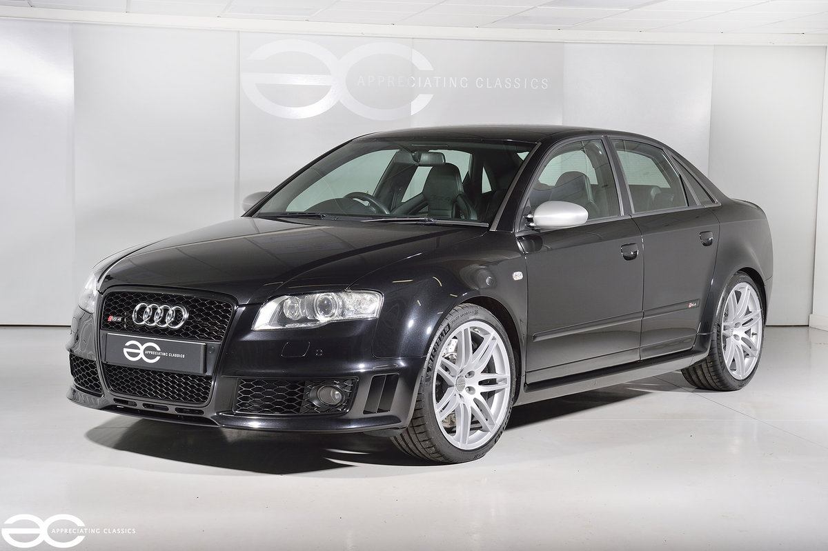 2007 Beautiful Audi B7 RS4 - 29K Miles - Full History SOLD (picture 2 of 6)