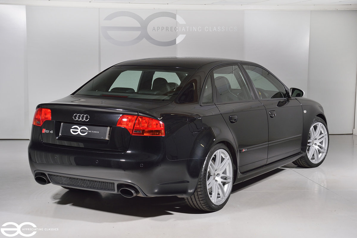 2007 Beautiful Audi B7 RS4 - 29K Miles - Full History SOLD (picture 3 of 6)