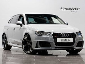 2016 16 65 AUDI RS3 2.5 TFSI QUATTRO S TRONIC AUTO For Sale