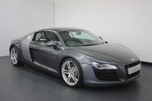 AUDI R8 4.2 QUATTRO COUPE £11,000 OF OPTIONAL EXTRAS.