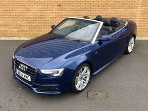 2014 AUDI A5 // S LINE SPECIAL EDITION // AUTO // CONVERTIBLE