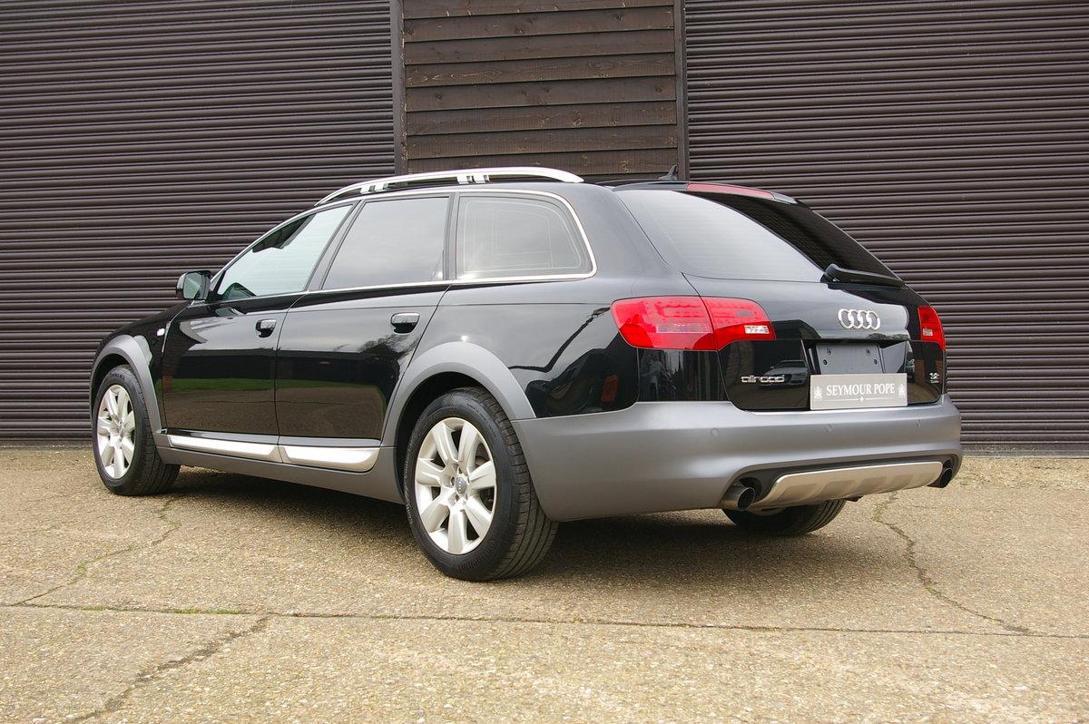 2008 Audi C6 ALLROAD 3.2 V8 Quattro Estate Auto (23,516 miles) SOLD (picture 3 of 6)