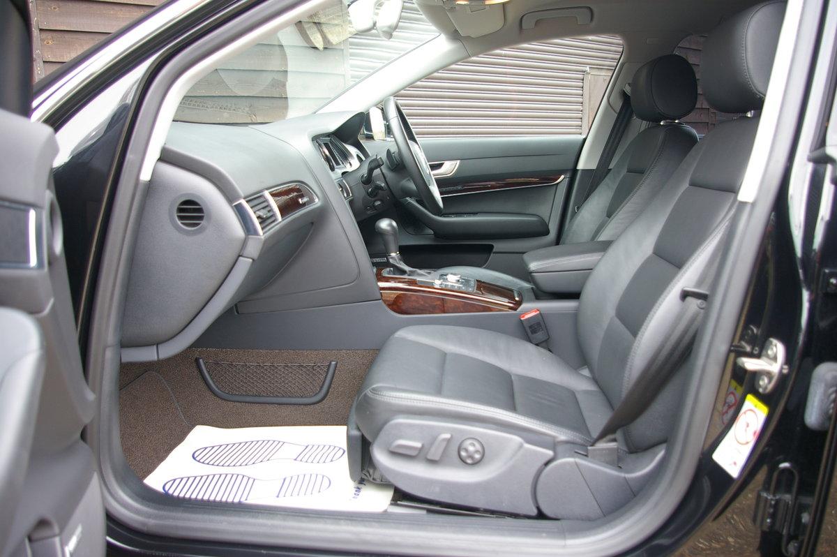 2008 Audi C6 ALLROAD 3.2 V8 Quattro Estate Auto (23,516 miles) SOLD (picture 4 of 6)