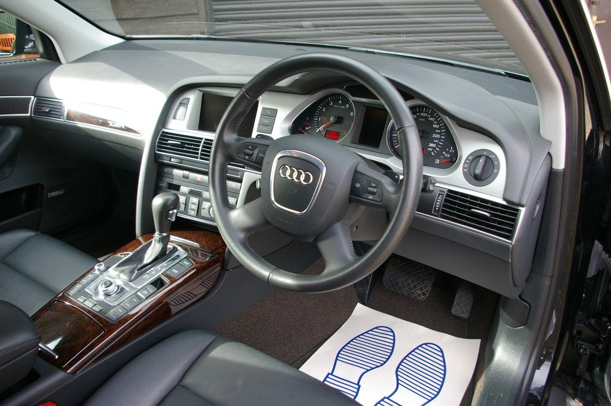 2008 Audi C6 ALLROAD 3.2 V8 Quattro Estate Auto (23,516 miles) SOLD (picture 5 of 6)