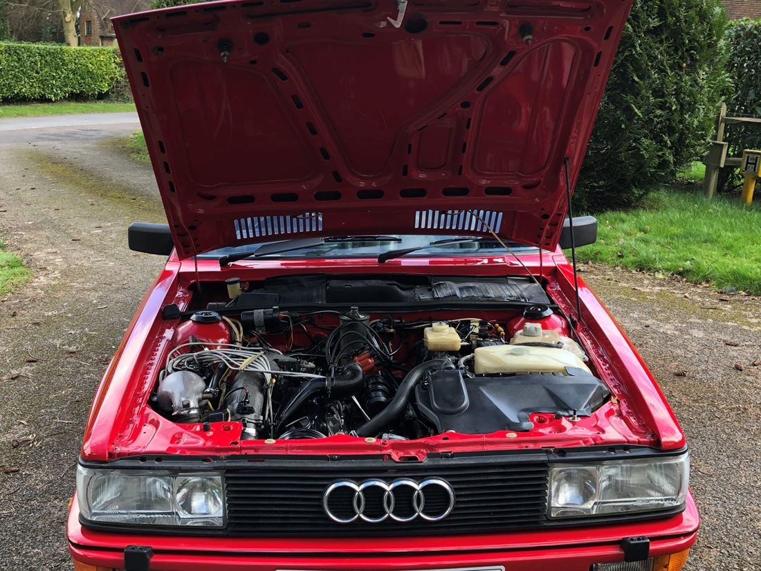 1985 AUDI UR QUATTRO ONE OWNER For Sale (picture 2 of 6)