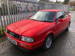 1993 Audi coupe 16v 2.0