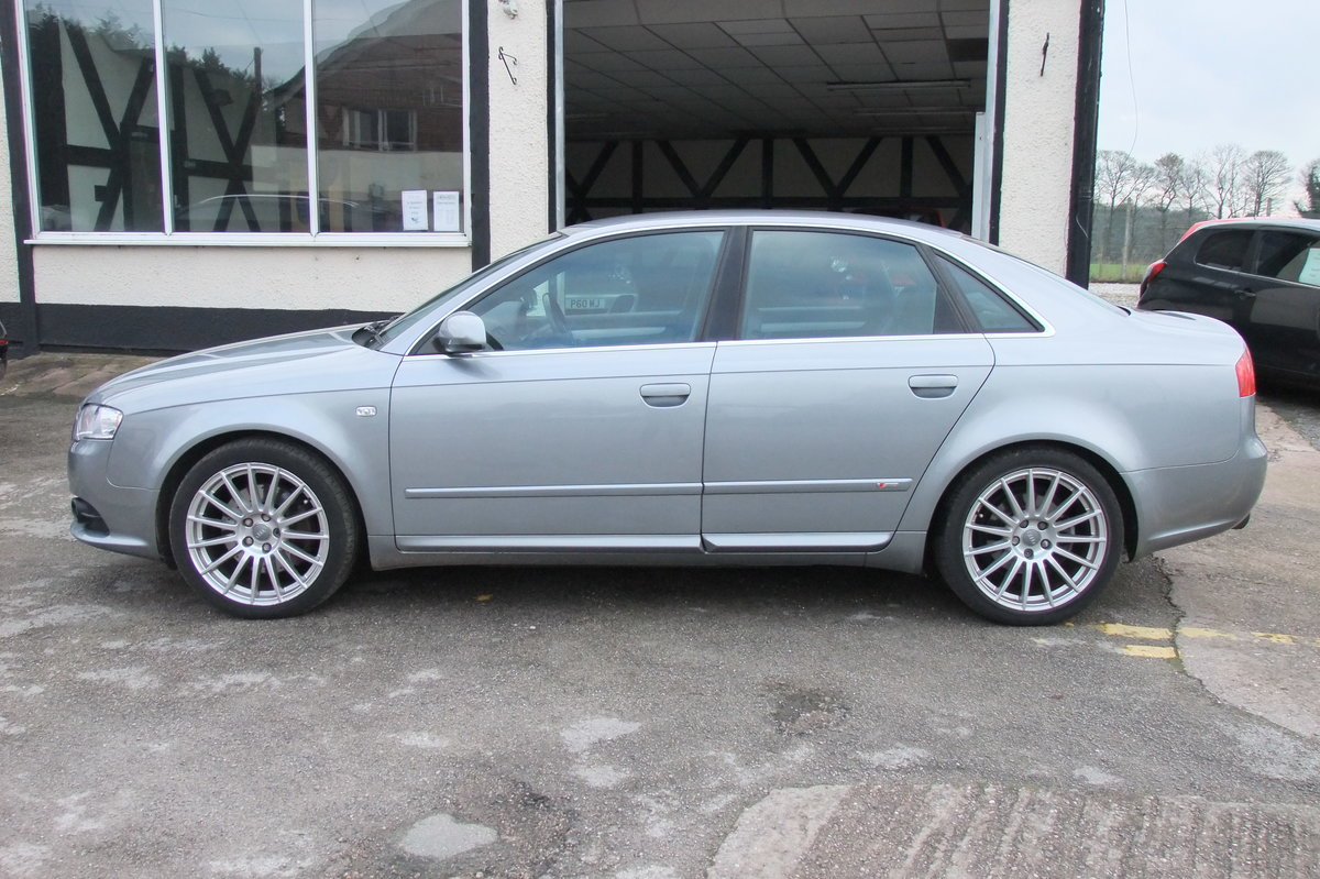 2006 AUDI A4 2.0 T S LINE SPECIAL EDITION 4DR For Sale (picture 2 of 6)