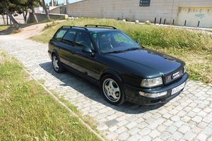 1995 Audi RS 2