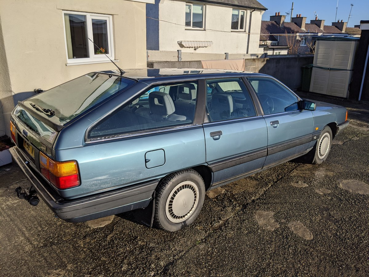 1990 Audi 100 Avant For Sale   Car And Classic