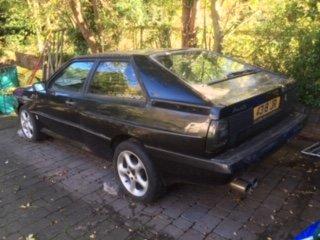 1982 Audi UR quattro Treser modified wr 10v  SOLD (picture 2 of 6)