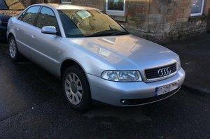 1999 Audi A4 2.4 V6 very low miles & FSH