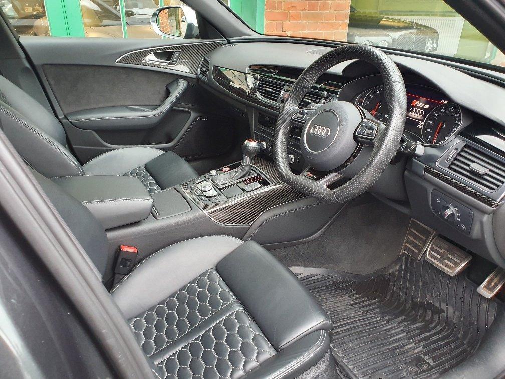 2016 Audi RS6 Avant Quattro  SOLD (picture 4 of 6)