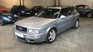 Audi RS2 Avant - 68,000 miles
