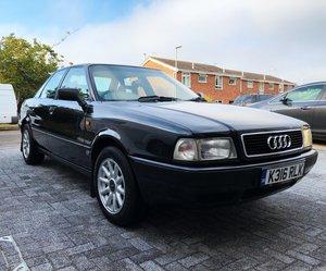 1993 Audi 80 B4 - 2.0e - Black