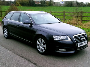 2009 AUDI A6 AVANT 2.0 TDIE | ONLY 42000 MILES