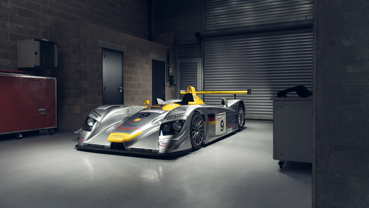 2000 Audi R8 LMP900 For Sale (picture 1 of 11)
