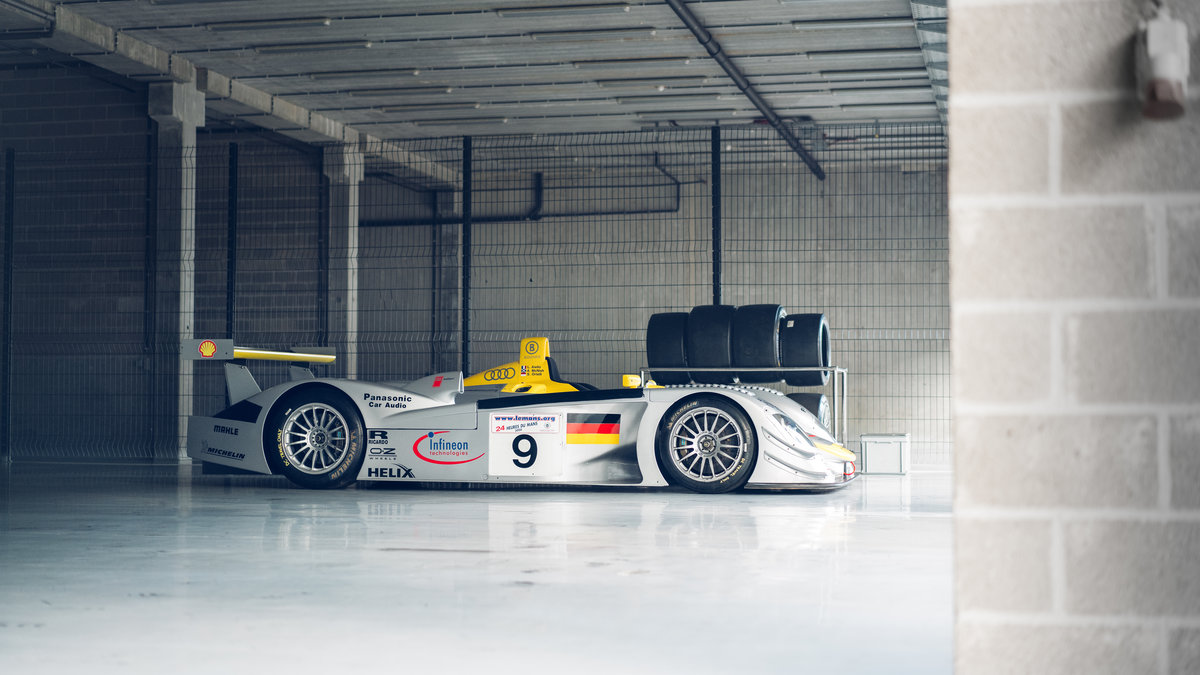 2000 Audi R8 LMP900 For Sale (picture 3 of 11)