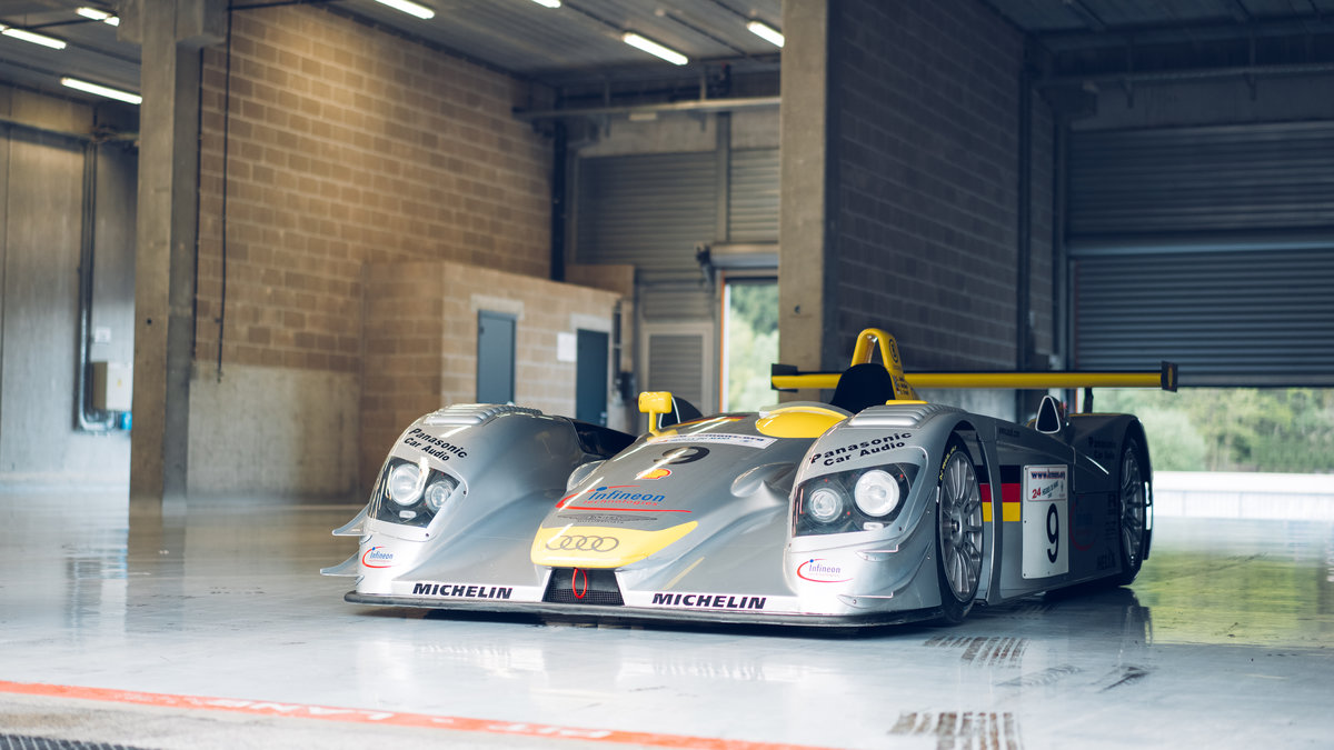 2000 Audi R8 LMP900 For Sale (picture 5 of 11)