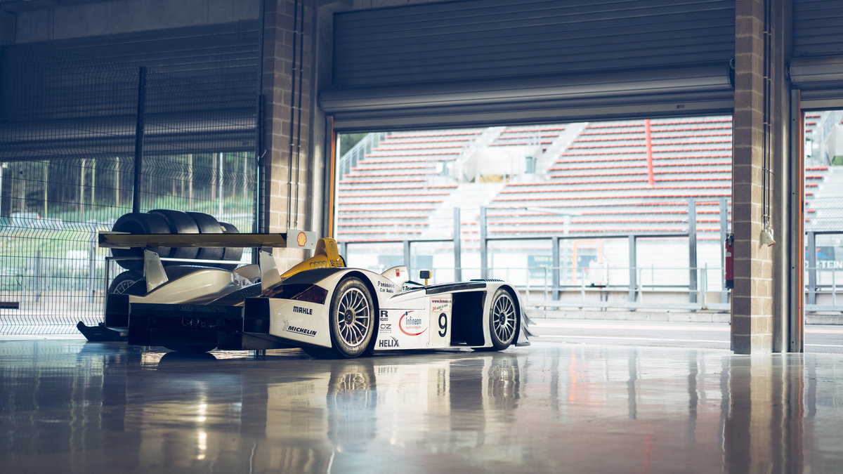 2000 Audi R8 LMP900 For Sale (picture 6 of 11)