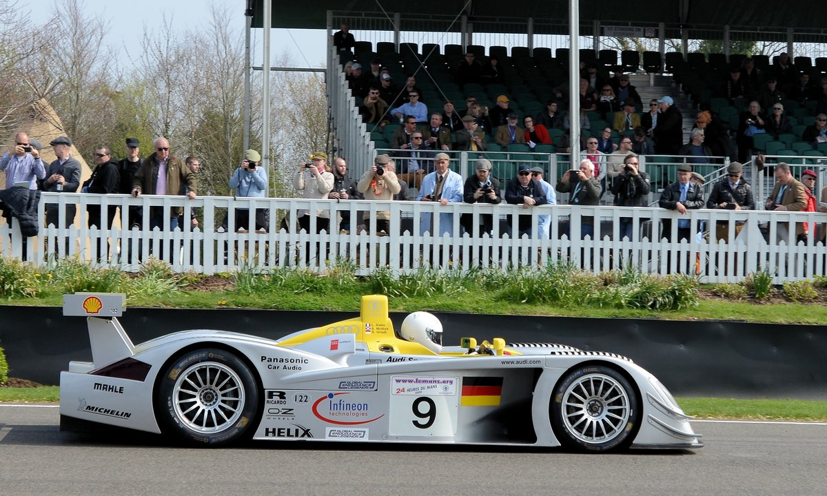 2000 Audi R8 LMP900 For Sale (picture 10 of 11)