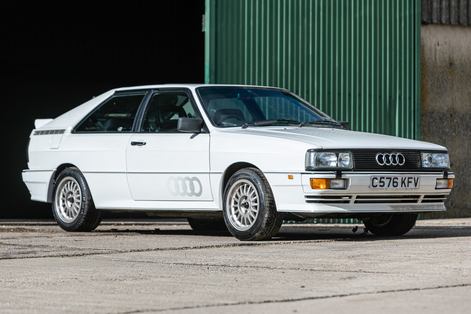 1986 Audi Quattro Coupe For Sale by Auction | Car And Classic