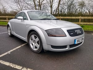 2000  Audi TT 180 - 45,000 miles for auction 16th - 17th July