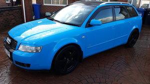 Audi a4 avant,  2.0 fsi sport, £1750