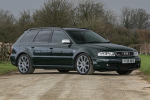2000 2001 Audi RS4 B5 Avant 2.7 Quattro
