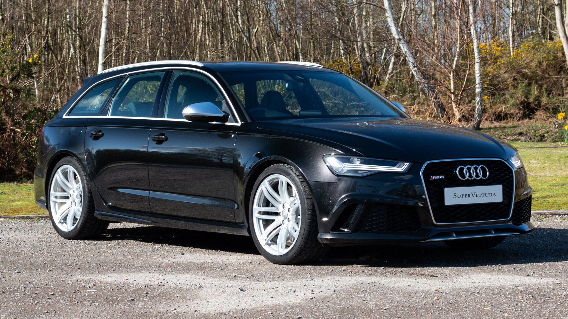 2017 Audi RS6 4.0 V8 TFSI Quattro For Sale (picture 1 of 6)