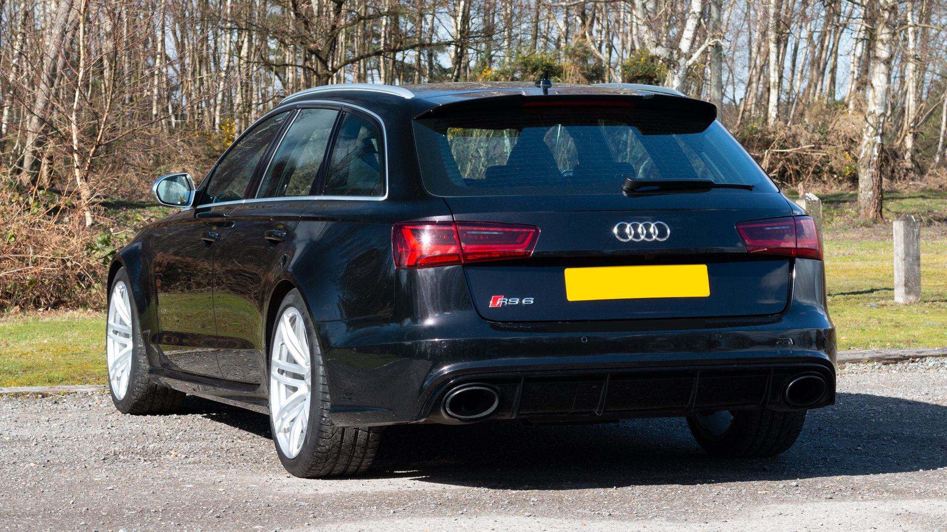 2017 Audi RS6 4.0 V8 TFSI Quattro For Sale (picture 2 of 6)