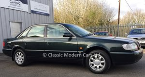 1996 Immaculate C4 Audi A6 2.6 SE, One Main Keeper, Low Miles