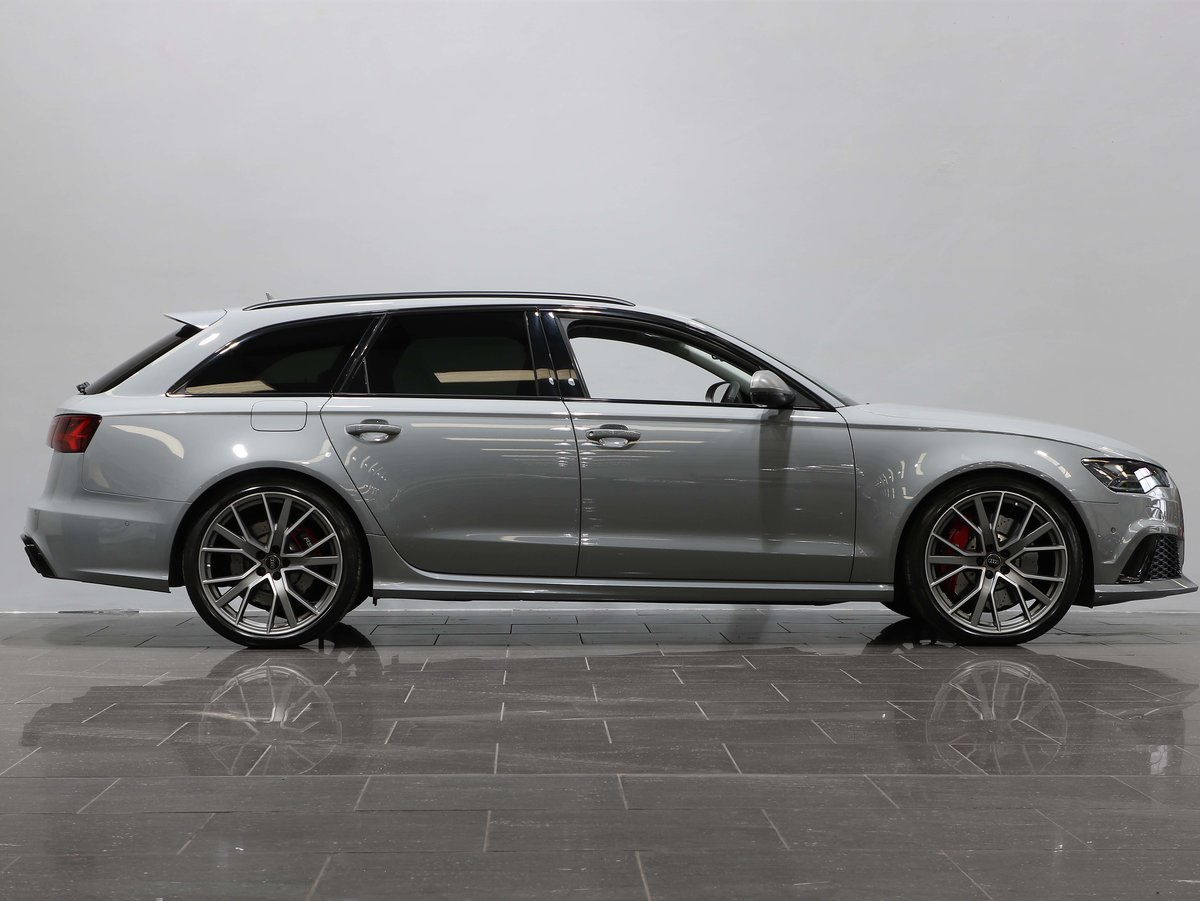 2018 18 18 AUDI RS6 4.0 V8 BI-TURBO PERFORMANCE AUTO For Sale (picture 2 of 6)