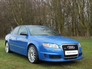 2005 Audi A4 2.0 TFSI TURBO DTM EDITION QUATTRRO  SOLD